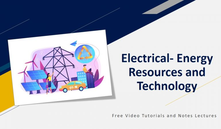Energy Resources and Technology