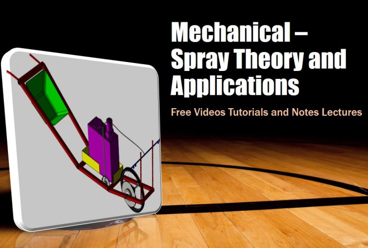 Spray Theory and Applications