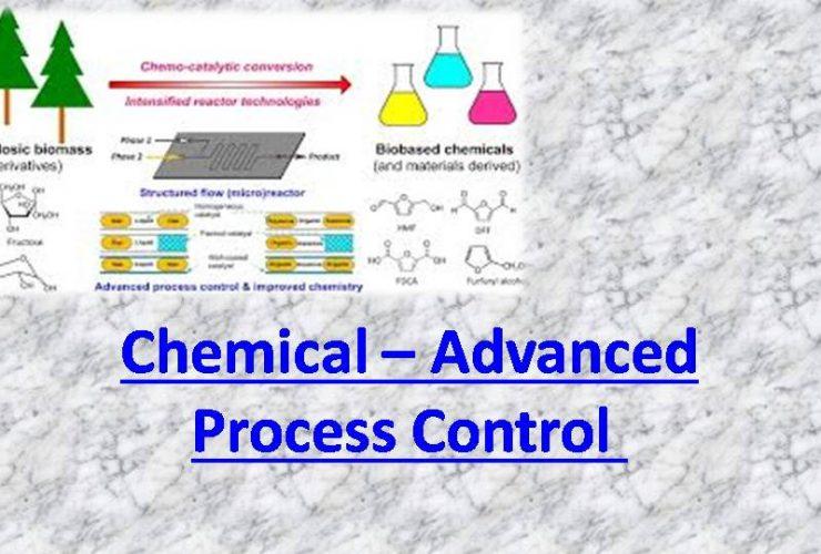 Advanced Process Control