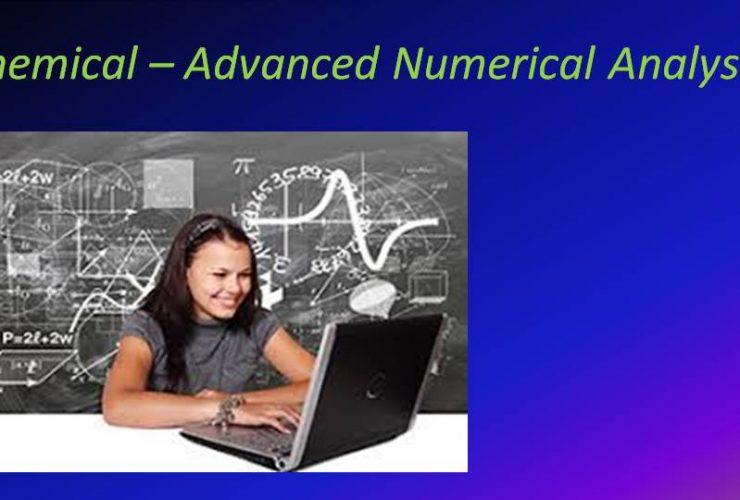 Advanced Numerical Analysis